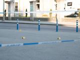 Подозреваемый в убийстве таксиста застрелился на глазах полицейских
