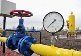 Россия и Украина договорились о газовом транзите
