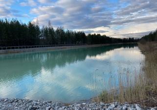 VKG планирует построить в Ида-Вирумаа целлюлозный завод