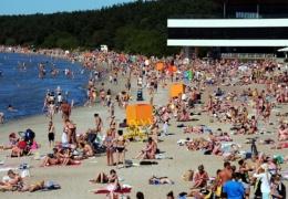 Прогноз погоды до пятницы: в Эстонию придет долгожданное тепло