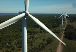 В Кохтла-Ярве построят завод по производству ветрогенераторов