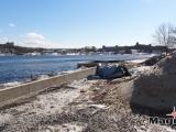 Достраиваются речные ворота Нарвы (Обновлено)