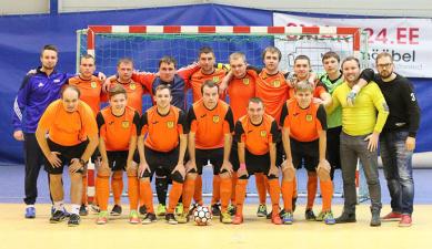 Narva United в шаге от финала Первой лиги
