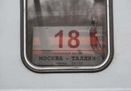 Поезда Нарва-Таллинн и Таллинн-Москва переходят на зимнее расписание