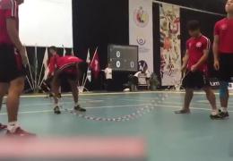 Как устанавливают мировой рекорд по прыжкам на скакалке