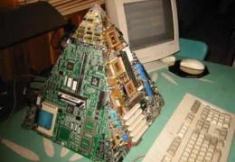 Пирамида PCопса :-)