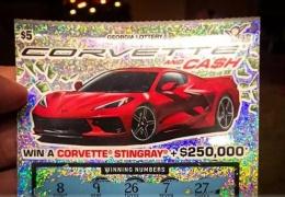 Американец выиграл в лотерею Chevrolet Corvette, но не может получить свой спорткар