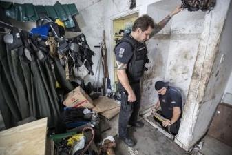 Полиция Бразилии предотвратила крупнейшее в истории ограбление банка