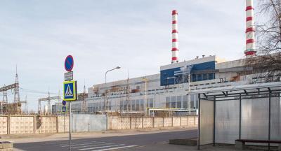 В сланцевом бункере на электростанции в Нарве найден труп рабочего