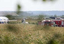 Решение сажать А321 на поле было принято после выхода из строя второго двигателя