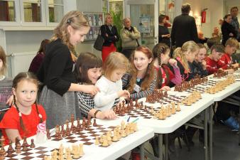 Шахматисты начали отмечать столетие Пауля Кереса турниром в Нарве