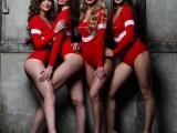 Красно-белые ангелы: девушки из группы поддержки «Спартака»