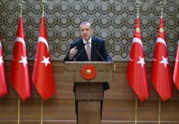 Эрдоган надеется на потепление отношений с Москвой