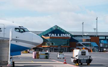 Таллиннский аэропорт: кроме Эстонии и Латвии никто не закрывает авиалинии из-за коронавируса
