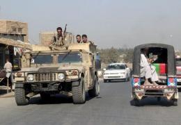 Афганская армия отбила у талибов ключевой северный город Кундуз