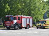 полицейские оцепили торговый центр в Силламяэ из-за угрозы взрыва