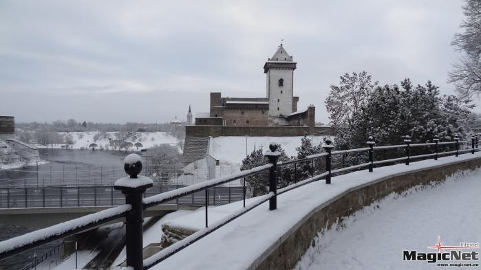 Нарва поборется за титул Культурной столицы Европы