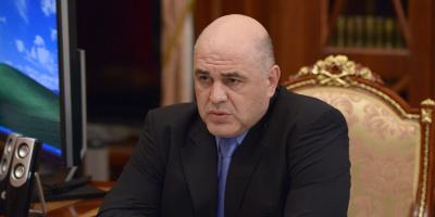 Путин подписал указ о назначении Михаила Мишустина премьер-министром РФ