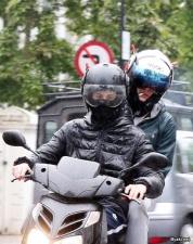 Гангстеры на скутерах терроризируют британскую столицу