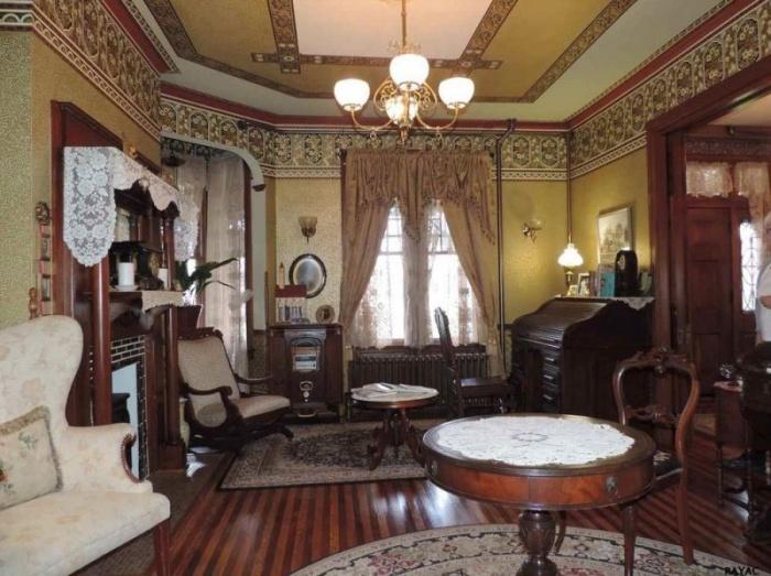 Новая жизнь дома, построенного в 1887 году