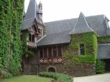 Замки Германии: имперский замок (Reichsburg) в Кохеме