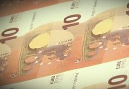 В Латвии за полгода выявили 530 поддельных еврокупюр