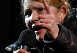 Тимошенко готовится к блицкригу
