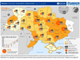 Human Rights Watch упрекнула Порошенко в недостаточной заботе о беженцах