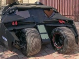 Копия «Бэтмобиля» за один миллион долларов из Казахстана