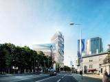 ФОТО: в квартале Юхкентали построят самое высокое в Эстонии 30-этажное офисное здание