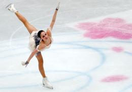Загитова выиграла короткую программу на чемпионате мира по фигурному катанию