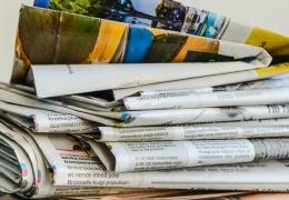 """Газета """"Нарвское время"""" прекратила существование, информировать жителей продолжит """"Город"""""""