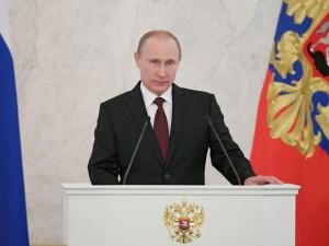 Президент обратится с Посланием к Федеральному собранию - на пике рейтинга и на фоне противостояния с Западом