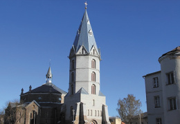 Александровская церковь оживает