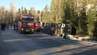 ДТП в Ленобласти: водитель не превышал скорость