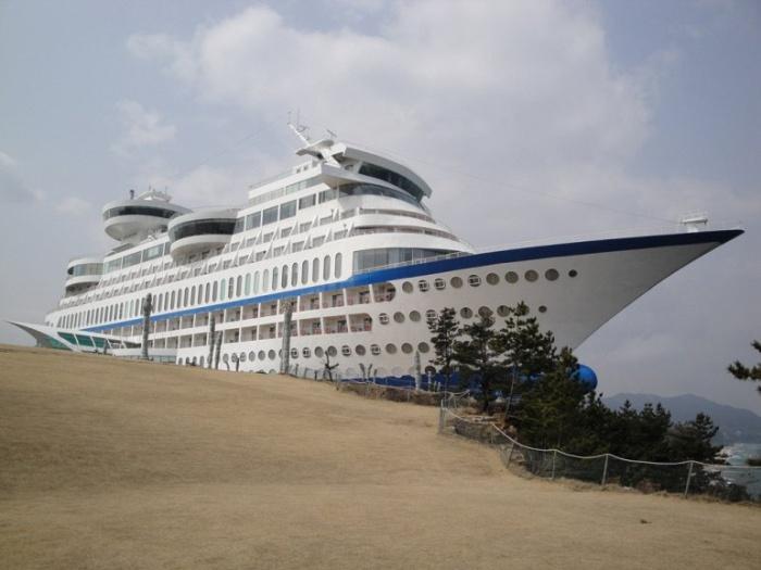 """Роскошный отель """"Sun Cruise"""" в Южной Корее"""
