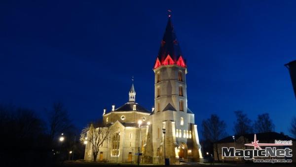 Имущество Нарвской Александровской церкви пойдет с молотка