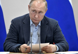 Критика от президента: Путин лично проконтролирует ход работ в Иркутской области