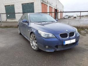 У никогда не имевшего прав 22-летнего жителя Силламяэ конфисковали автомобиль BMW