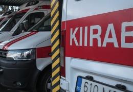 В Нарве автомобиль сбил ребенка и скрылся с места ДТП