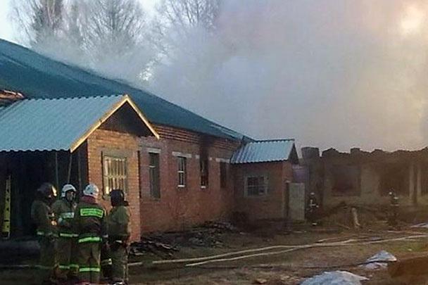 МЧС назвало причину большого числа жертв при пожаре в подмосковной клинике