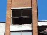 Из-за пожара в Нарвской больнице были эвакуированы люди