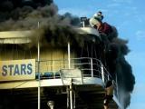 На Филиппинах произошел пожар на пассажирском пароме