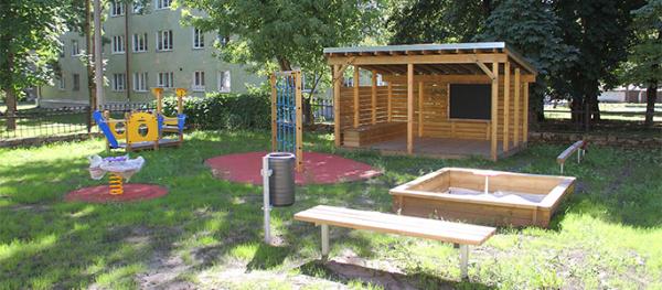 Управа предлагает КТ строить детские площадки вместе