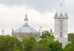 Власти Нарвы: ни о какой библиотеке в Александровской церкви не может быть и речи