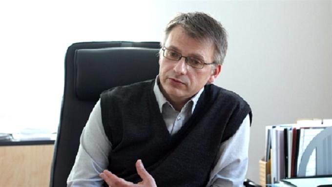 Директор Кренгольмской гимназии Геннадий Быков задержан полицией