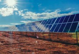 Батагай — крупнейшая солнечная электростанция за полярным кругом