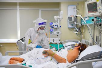 В Эстонии за 6 месяцев из-за коронавируса умерло в 5 раз больше людей, чем за весь прошлый год
