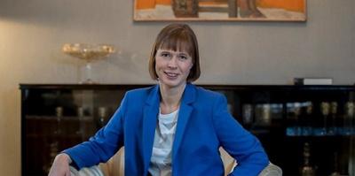 Новогоднее обращение президента Эстонии смотрели 447 000 телезрителей