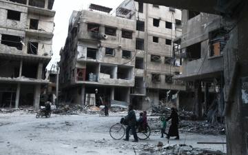 В ООН оценили восстановление Сирии в 200-300 миллиардов долларов
